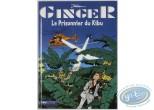 BD prix réduit, Ginger : Le prisonnier du Kibu
