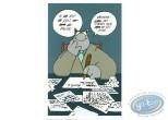 Carte postale, Chat (Le) : Ecrire pour se faire comprendre