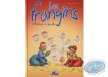 BD neuve, Frangins (Les) : Portraits de famille