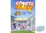 BD neuve, Sports : Sports en folie
