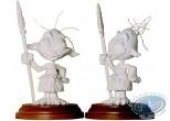 Statuette résine, Peter Pan : Korrigan (blanc)