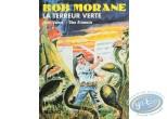 BD cotée, Bob Morane : Bob Morane, La terreur verte