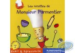 CD, Les recettes de Monsieur Parmentier