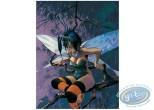 Affiche Offset, Peter Pan : Destin 1 couleur