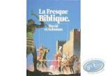 BD prix mini, Fresque Biblique (La) : La  Fresque Biblique , T5 : David et Salomon