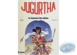 BD cotée, Jugurtha : Le lionceau des sables (good condition)
