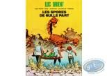 BD cotée, Luc Orient : Les spores de nulle part