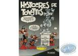 BD prix réduit, Toyottes (Les) : 5 comic strips, Histoires de Toyottes
