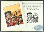 Album de Luxe, Meilleurs Récits (Les) : Attanasio (dédicacé)