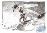 Affiche Offset, Peter Pan : L'encrier