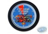 Horlogerie, Même pas Peeur : Horloge, Kéké !!