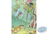Affiche Offset, Marsupilami (Le) : Le jaguar et le nid du Marsupilami  - Poster N°6