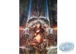 Affiche Offset, La Reine des Cafards