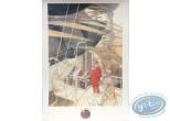 Affiche Offset, Cités Obscures (Les) : Le voyage du siècle