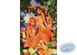 Affiche Offset, Love Hina : Love Hina