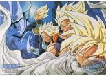 Affiche Offset, Dragon Ball Z : Dragon Ball Z n°5