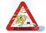 Autocollant, Marsupilami (Le) : No Smoking