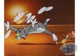 Affiche Offset, Tom et Jerry : Le gâteau d'anniversaire 50X40 cm