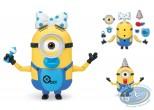 Jouet, Minions (Les) : Crée ton Minion Baby Carl