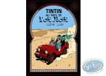 Affiche Offset, Tintin : Tintin au pays de l'or noir