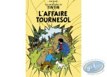 Affiche Offset, Tintin : L'Affaire Tournesol