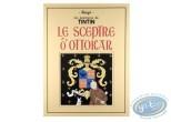 Affiche Sérigraphie, Tintin : Le Sceptre d'Ottokar