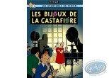 Affiche Offset, Tintin : Les Bijoux de la Castafiore