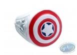 Bijou, Captain America : Bague, Capitaine América [Taille 56]
