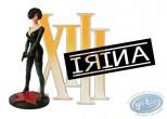 Statuette résine, XIII : Irina