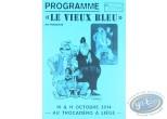 Dossier de presse, Vieux Bleu (Le) : Programme