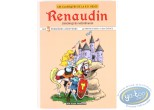 BD prix mini, Renaudin : Intégrale Renaudin Chroniques médiévales, Les 5 premières aventures