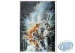 Affiche Offset, Royo : Las alas del reflejo