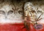 Affiche Offset, Royo : Subterraneo de magenta
