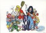 Ex-libris Offset, Contes pour enfants