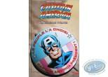 BD neuve, Captain America : La légende Vivante