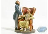 Statuette résine, Tableaux en 3D : Docteur