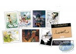 Portfolio, Peter Pan : Loisel, Clochette (grand)