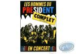 Affiche Offset, Hommes du Président (Les) : Les hommes du Président
