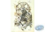 Ex-libris Offset, Coeur de Sang (Le) : Monstre