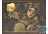 Ex-libris Offset, Monks & beer