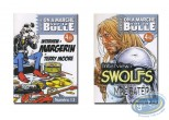 Monographie, On a Marché sur la Bulle : Swolfs, Ratera, Margerin, Terry Moore