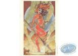 Ex-libris Offset, Marlysa : fumées