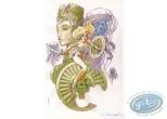 Ex-libris Offset, Marlysa : Danard, Marlysa medusa
