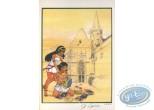 Ex-libris Offset, Papyrus : Hommage à la BD