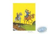 Ex-libris Offset, Tuniques Bleues (Les) : Go !!