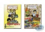 Monographie, Tonnerre de Bulles : Walthéry, Max de Radiguès, Di Sano, Desorgher, Lefeuvre