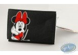 Bagagerie, Mickey Mouse : Minnie black wallet , Disney