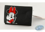 Bagagerie, Mickey Mouse : Portefeuille Minnie noir, Disney