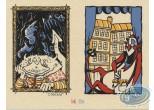 Ex-libris Sérigraphie, Drôle d'Ange Gardien (Un) : Diablerie