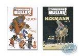 Monographie, Tonnerre de Bulles : Tonnerre de Bulles : Hermann, Verron, Sternis, Kaya, Borch